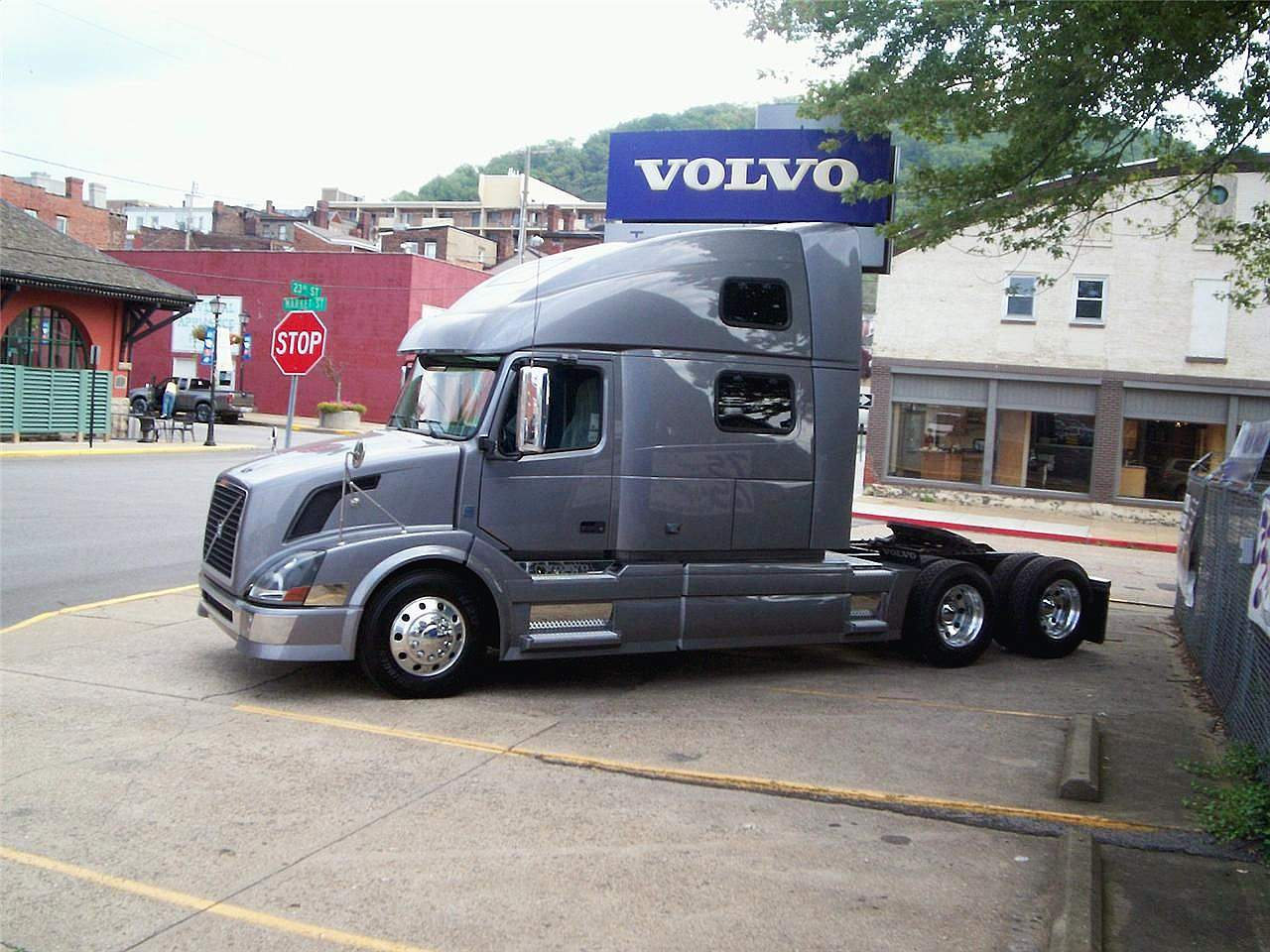 2008 volvo vnl64t780 used truck for sale