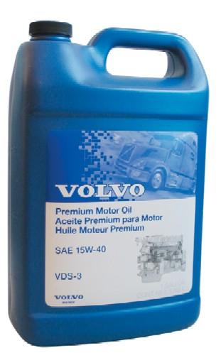 Volvo Premium Motor Oil 15W40 Jug