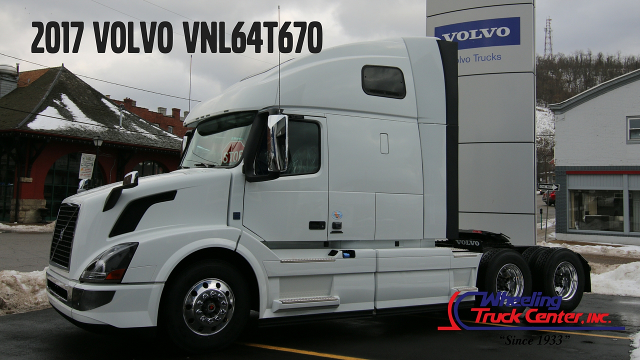 2017 volvo truck vnl670 tandem axle sleeper new truck for sale rh wheelingtruck com Service Manuals Service Manuals