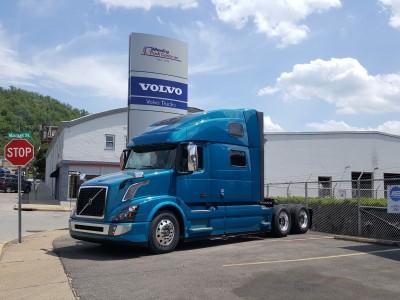 Volvo truck center århus