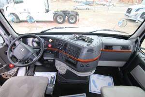 Interior - 2012 Volvo Truck VNL 670