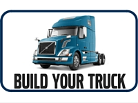 Build Your new Volvo Truck
