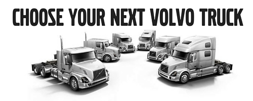 Choose your next Volvo Truck image