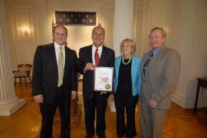 WV Governors Awards for International Sales