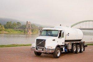 Volvo VHD Water Truck