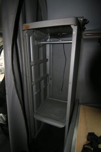 2013 Peterbilt 587 Interior Wardrobe