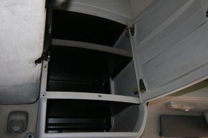 2011 Volvo Truck VNL670 Interior Cabinet