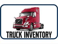 Volvo Truck Inventory