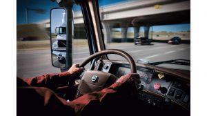 Volvo Truck Split Mirror - Safety