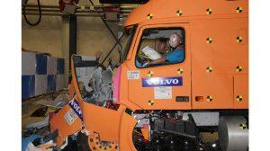 Volvo Truck airbag safety