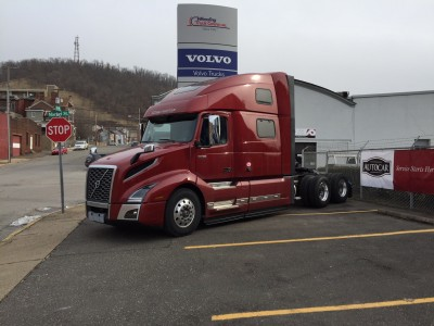New Volvo Trucks, Used Trucks for Sale at Wheeling Truck Center - Wheeling Truck Center