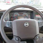 2016 Volvo VHD dash