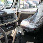 2016 Volvo VHD interior