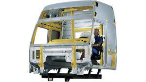 Volvo Truck Cab