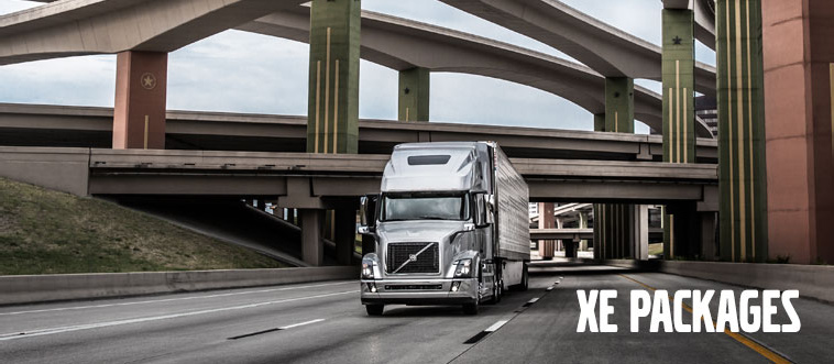 Volvo Truck XE Packages